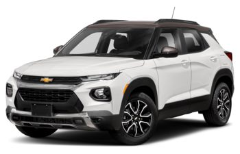 2021 Chevrolet TrailBlazer - Summit White