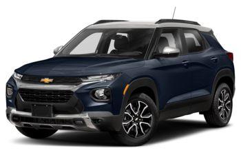 2021 Chevrolet TrailBlazer - Midnight Blue Metallic