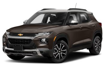 2021 Chevrolet TrailBlazer - Zeus Bronze Metallic