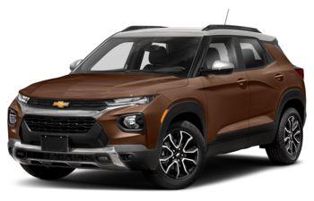 2021 Chevrolet TrailBlazer - Dark Copper Metallic