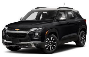 2021 Chevrolet TrailBlazer - Mosaic Black Metallic