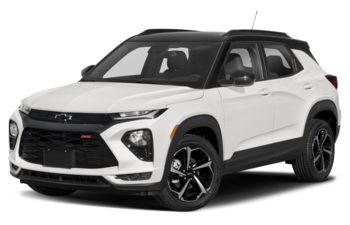 2021 Chevrolet TrailBlazer - Summit White