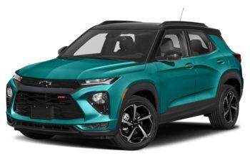 2021 Chevrolet TrailBlazer - Oasis Blue