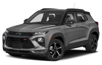 2021 Chevrolet TrailBlazer - Satin Steel Metallic