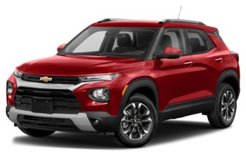 2021 Chevrolet TrailBlazer - Scarlet Red Metallic