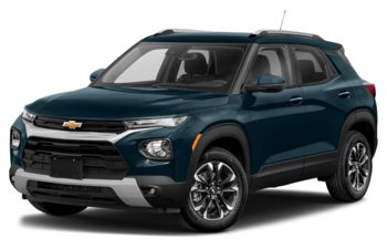 2021 Chevrolet TrailBlazer - Pacific Blue Metallic