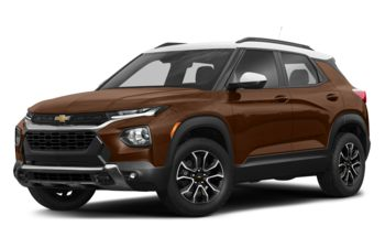 2021 Chevrolet TrailBlazer - N/A