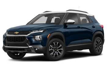 2021 Chevrolet TrailBlazer - Midnight Blue Metallic