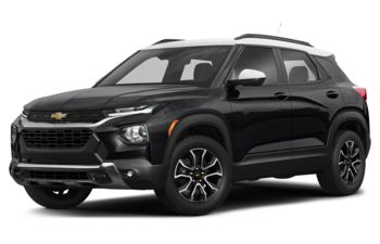 2021 Chevrolet TrailBlazer - Mosaic Black Metallic