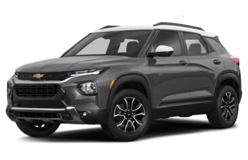 2021 Chevrolet TrailBlazer - Satin Steel Metallic