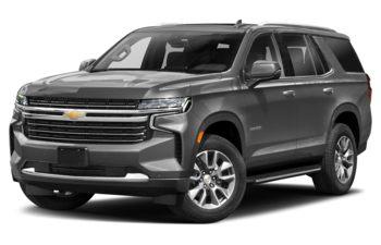 2021 Chevrolet Tahoe - Satin Steel Metallic