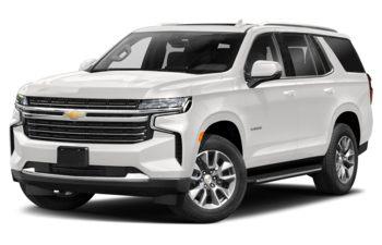 2021 Chevrolet Tahoe - Summit White