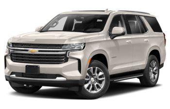 2021 Chevrolet Tahoe - Empire Beige Metallic