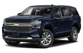 2021 Chevrolet Tahoe - Midnight Blue Metallic