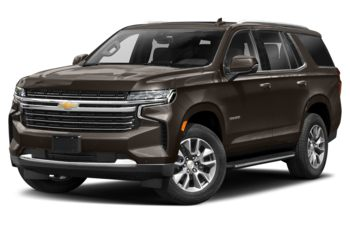 2021 Chevrolet Tahoe - Greywood Metallic