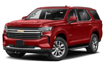2021 Chevrolet Tahoe - Cherry Red Tintcoat