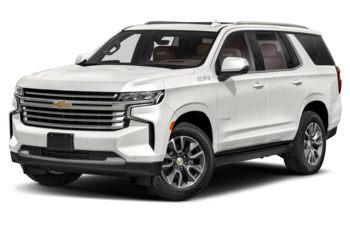 2021 Chevrolet Tahoe - Iridescent Pearl Tricoat