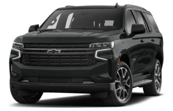 2021 Chevrolet Tahoe - Shadow Grey Metallic