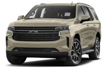 2021 Chevrolet Tahoe - Empire Beige Metallic