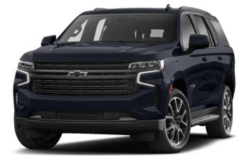 2021 Chevrolet Tahoe - Midnight Blue Metallic