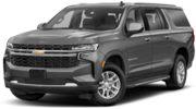 2021 - Suburban - Chevrolet