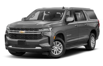 2021 Chevrolet Suburban - Satin Steel Metallic
