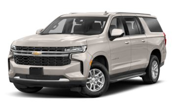 2021 Chevrolet Suburban - Empire Beige Metallic