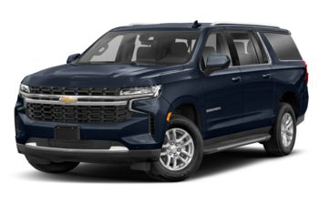 2021 Chevrolet Suburban - Midnight Blue Metallic
