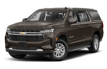 2021 Chevrolet Suburban - Greywood Metallic