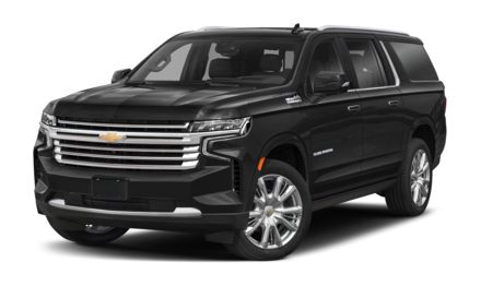 2021 Chevrolet Suburban Commercial Fleet