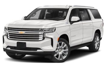2021 Chevrolet Suburban - Summit White
