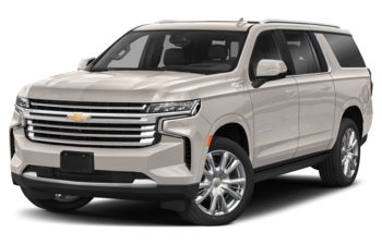 2021 Chevrolet Suburban - Shadow Grey Metallic