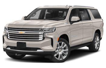 2021 Chevrolet Suburban - Empire Beige Metallic