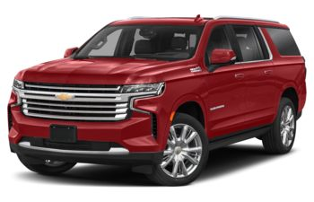 2021 Chevrolet Suburban - Cherry Red Tintcoat