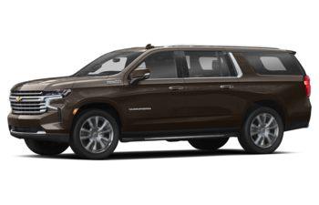 2021 Chevrolet Suburban - Greywood Metallic