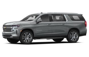2021 Chevrolet Suburban - Satin Steel Metallic