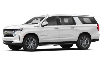2021 Chevrolet Suburban - Summit White