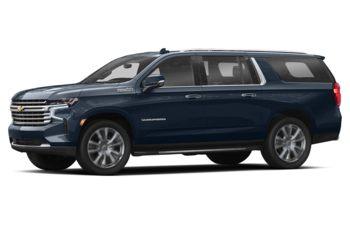 2021 Chevrolet Suburban - Midnight Blue Metallic