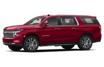 2021 Chevrolet Suburban - Cherry Red Tintcoat