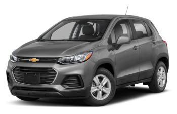 2020 Chevrolet Trax - Satin Steel Metallic