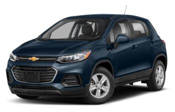 2021 Chevrolet Trax - Midnight Blue Metallic