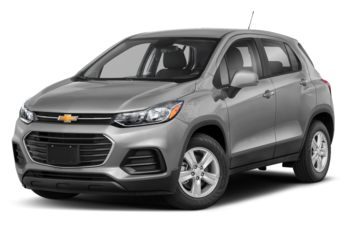 2021 Chevrolet Trax - Silver Ice Metallic