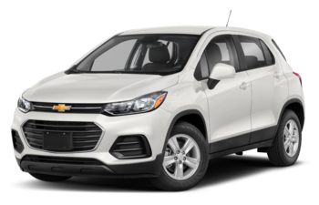 2020 Chevrolet Trax - Summit White