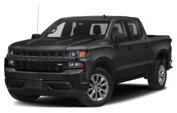 2021 Chevrolet Silverado 1500 - Shadow Grey Metallic