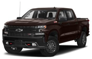 2020 Chevrolet Silverado 1500 - Havana Brown Metallic
