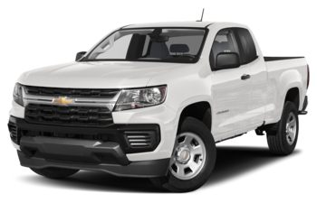 2021 Chevrolet Colorado - Summit White