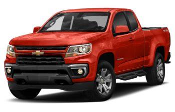 2021 Chevrolet Colorado - Crush
