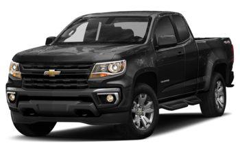 2021 Chevrolet Colorado - Black