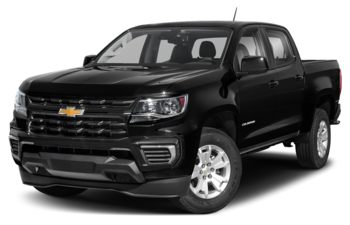 2021 Chevrolet Colorado - Black
