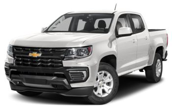2021 Chevrolet Colorado - Summit White